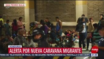 Alerta Nueva Caravana Migrante Honduras 15 Mil Personas