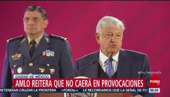 AMLO dice que respeta opiniones del EZLN
