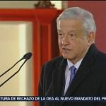 AMLO: No hay nada contra Romero Deschamps