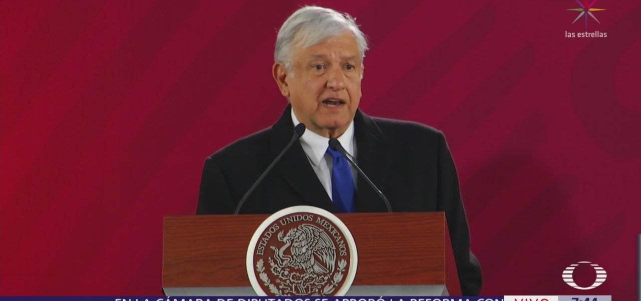 AMLO: Operativo de vigilancia en ductos de Pemex será permanente