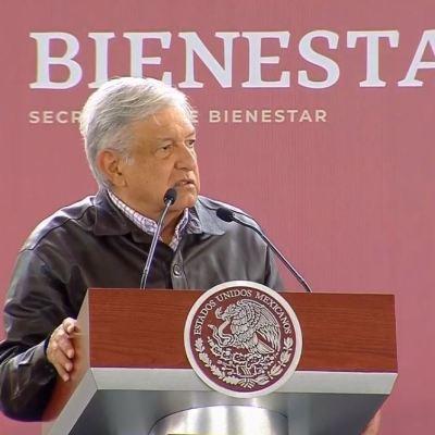 AMLO pide a los mexicanos apoyarlo en el combate al huachicol