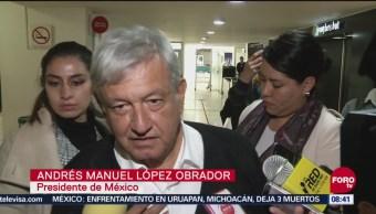 Amlo Respalda Política De No Intervención En Venezuela, Amlo, Respalda Política De No Intervención, Venezuela, Presidente, Andrés Manuel López Obrador, Grupo De Lima