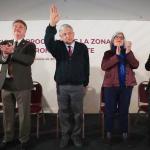 AMLO encabeza inicio del Programa Zona Libre de la Frontera Norte en Tijuana