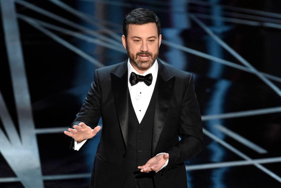 foto Jimmy Kimme premios oscar 24 enero 2019