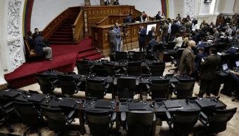 Supremo venezolano no reconoce a la Asamblea Nacional
