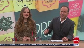 Así arranca Expreso de la Mañana con Esteban Arce del 14 de enero del 2019