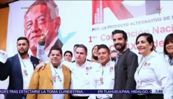 Asociación civil encabezada por yerno de Elba Esther Gordillo será partido