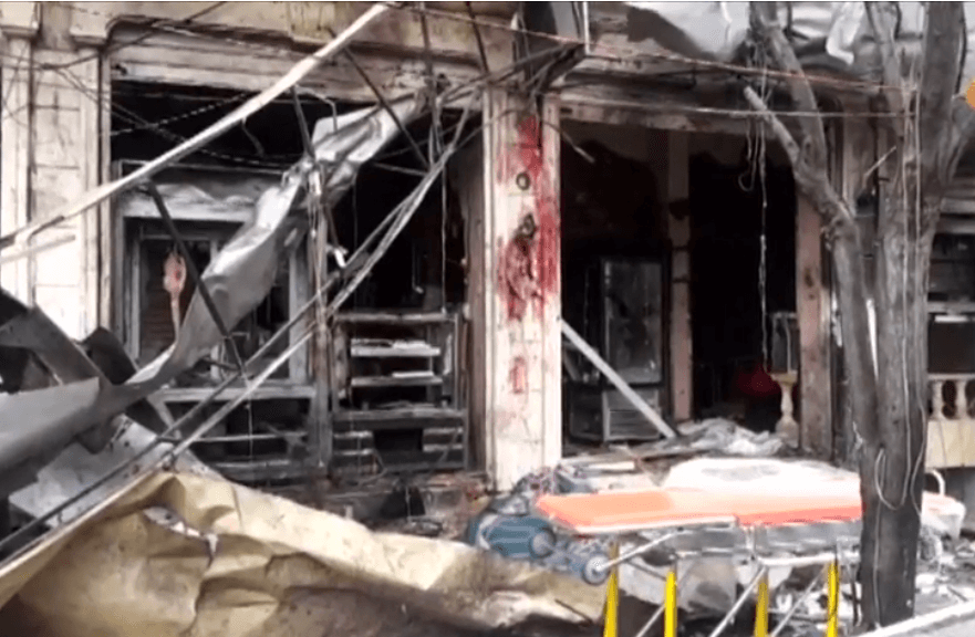 Más de diez muertos por ataque terrorista en Siria