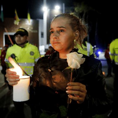 Gobierno colombiano responsabiliza al ELN del atentado en Bogotá