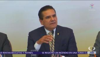 Aureoles anuncia reunión con titular de SEP por bloqueos en Michoacán