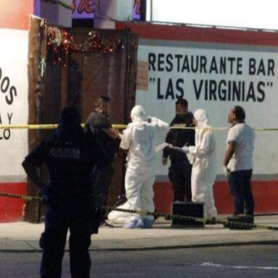 Detienen a 5 implicados en ataque en bar de Playa del Carmen, Quintana Roo