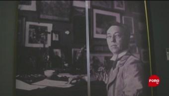 Bellas Artes exhibe piezas de Kandinsky