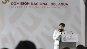 Conagua anuncia refundación a 30 años de su creación