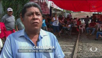 25/enero/2019, Bloqueo en Michoacán genera incertidumbre ante cancelación de contratos