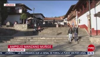 Foto:Bloqueos de la CNTE en Michoacán afectan Manzanillo, 27enero 2019