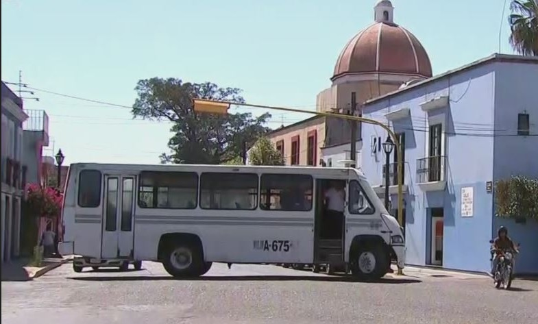 Foto: Bloqueos de la CNTE en Oaxaca, 31 de enero 2019. FOROtv