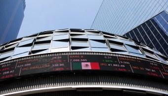 Bolsa Mexicana sube al cierre y supera los 42 mil puntos