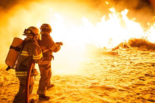 Revuelta e incendio en un orfanato en Bagdad deja 7 muertos