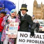 Parlamento británico votará 'plan B' del Brexit en enero 29