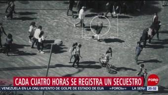Cada Cuatro Horas Persona Secuestrada México