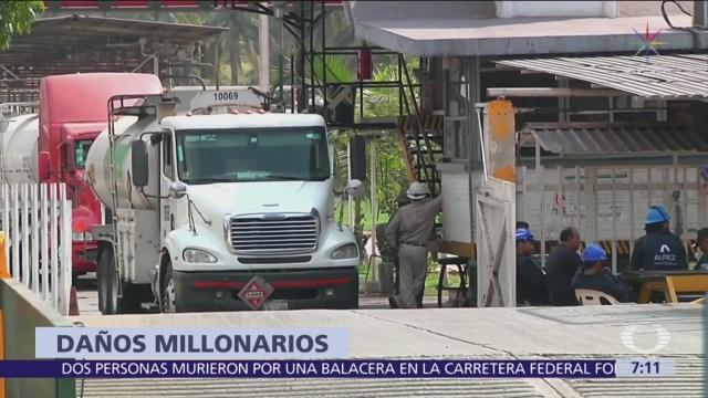 Calculan pérdidas por 5 mil mdp para sector agroalimentario por gasolina