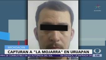 Capturan a líder de sicarios de 'La Familia Michoacana'