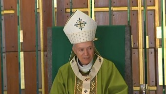 Cardenal Carlos Aguiar Retes pide a católicos confiar en la fe