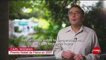 Carl Wieman, Nobel De Física, 2001, Carl Wieman: Nobel De Física En 2001, Congreso Internacional De Innovación Educativa, Tec De Monterrey, Ciie, Nuevo Estado De La Materia