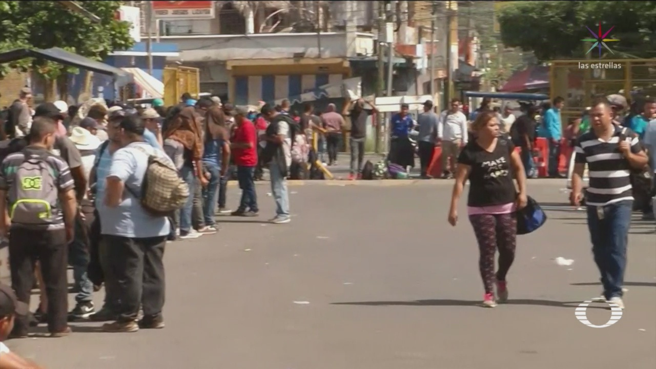 Casi Mil Migrantes Centroamericanos Llegan Frontera México