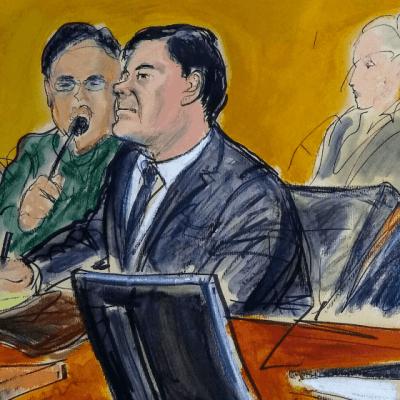 """Defensa de """"El Chapo"""" ataca credibilidad de testigos"""