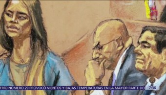 """Chapodiputada admite que mantuvo una relación con """"El Chapo"""" Guzmán"""