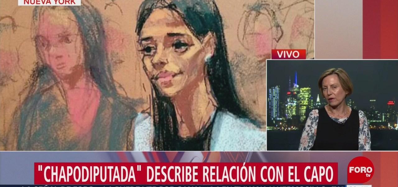 Chapodiputada Narra Relación El Capo Mexicano