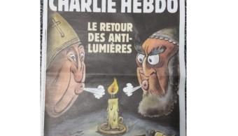 Charlie Hebdo critica oscurantismo religioso