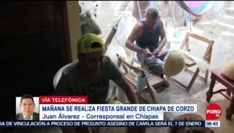 Chiapas celebra este domingo fiesta grande de Chiapa de Corzo