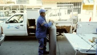 Localizan cilindro gas cloro robado en Irapuato, Guanajuato