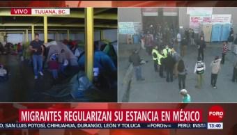 Clausuran bodega de Tijuana donde se concentraban migrantes de forma irregular
