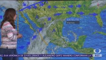 Clima Al Aire: Pronostican cielo nublado para el Valle de México