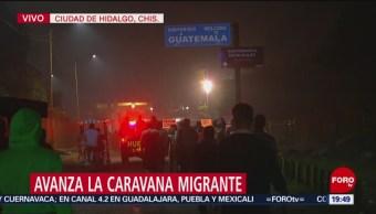 Continúa El Ingreso De Migrantes Chiapas Hondureños