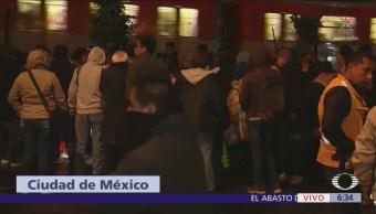 'Damnificados Unidos' retira bloqueo en Calzada de Tlalpan, se reunirán con Sheinbaum