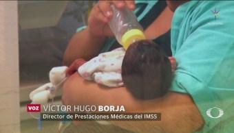 Alta Cuarto Bebé Contagiado Bacteria Hospital Imss