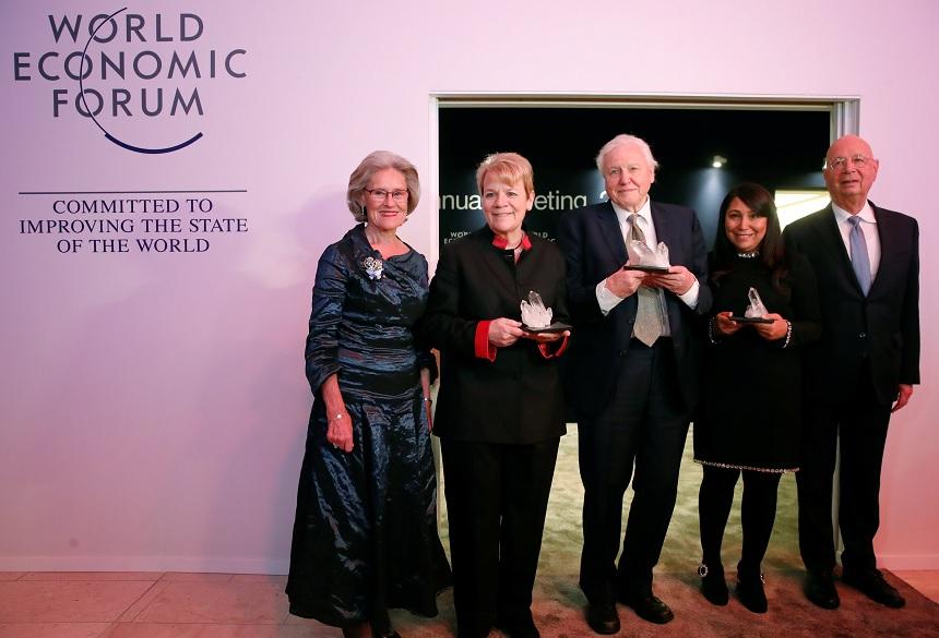 Davos: 88% de empresarios les quita el sueño guerra China-EU