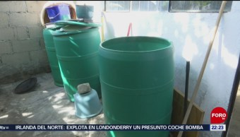 Decenas de colonias en Acapulco enfrentan falta de agua