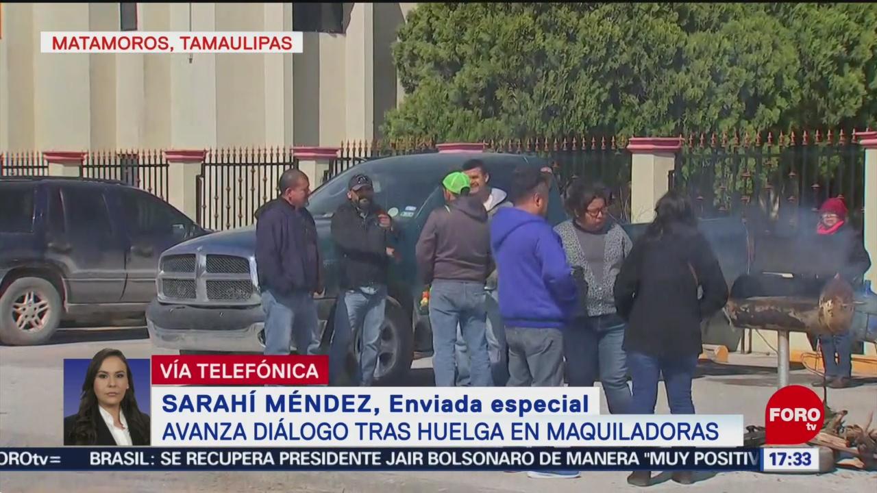 Declaran inexistentes la huelga en 13 maquiladoras