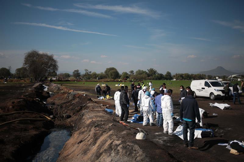 investigan denuncia alerto de fuga en ducto cuatro horas antes de explosion