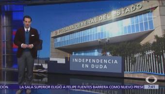 Denuncian falta de autonomía en Fiscalía de Veracruz
