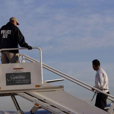 Cierre del gobierno de Trump paralizó las deportaciones: The Washington Post