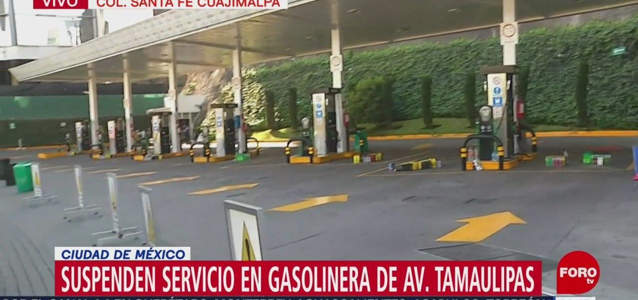 Desabasto de gasolina alcanza a CDMX