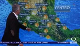 Despierta con Tiempo: Bajas temperaturas en gran parte de México