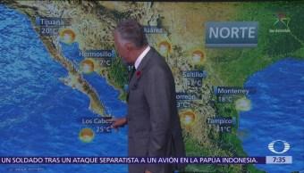 Despierta con Tiempo: Heladas en el norte y centro de México