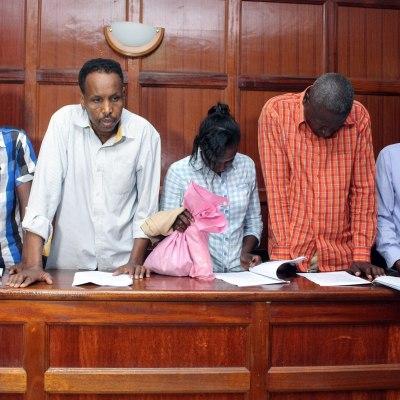 Kenia procesa a cinco sospechosos por el ataque al hotel en Nairobi